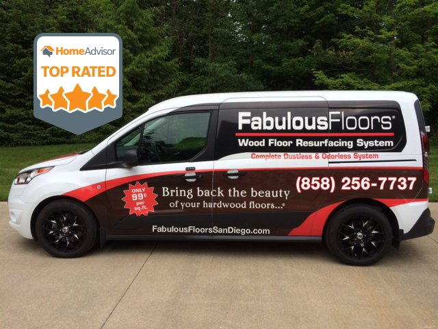 Fabulous Floors van