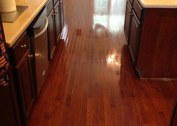 resurface your wood flooring in san diego